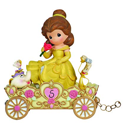 425x424 Precious Moments, Disney Showcase Collection, A Beauty