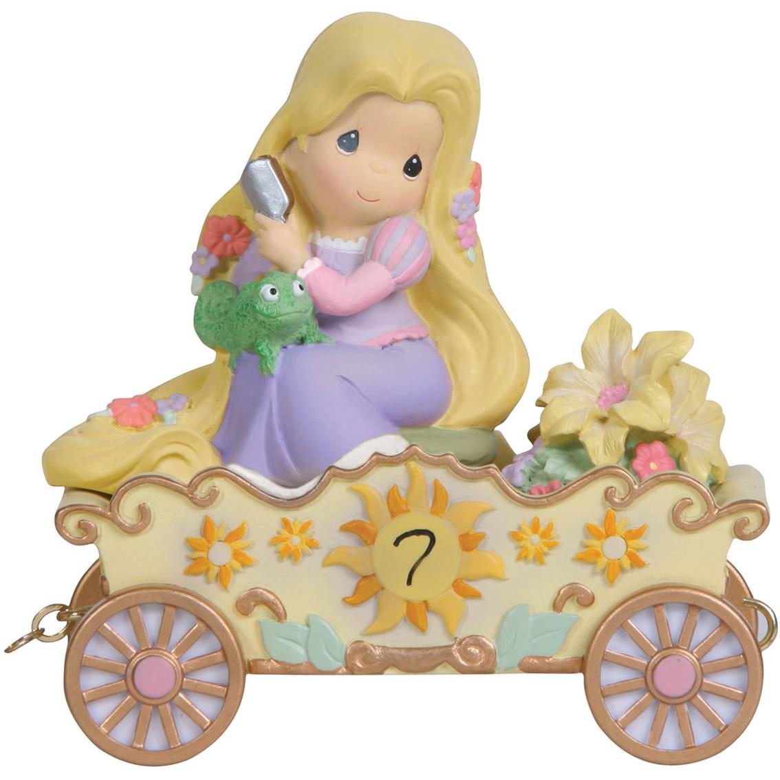 1134x1134 Precious Moments Disney's Princess Birthday Parade Age 7 Figurine