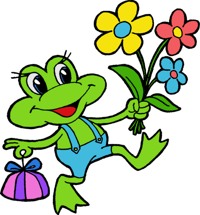 652x699 Cartoon Filii Clipart Frogs, Clip Art And Clean Freak