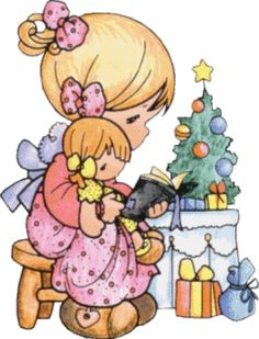 236x309 Illustrator Samuel J. Butcher For Precious Moments Precious