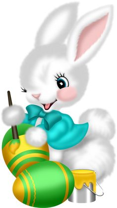 236x419 Free Easter Bunnies Myspace Clipart Graphics Codes Page 5