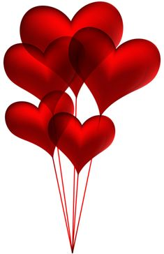 235x364 Red Heart Balloon Clip Art Png Image Valentines Clip