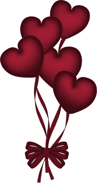 338x633 Sweet Valentine Wishes Clip Art, Scrap And Free Paper