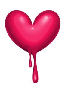 236x291 Whimsical Heart Clip Art Pink Valentine Lips