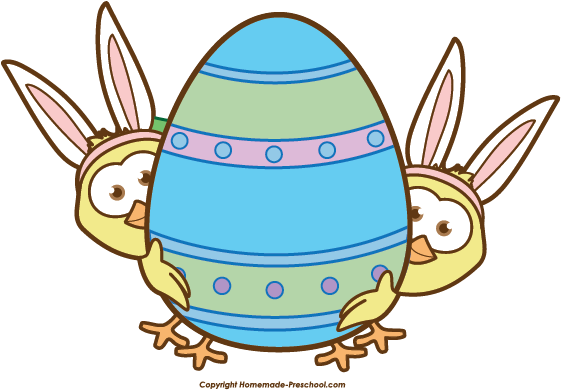561x390 Free Easter Clipart