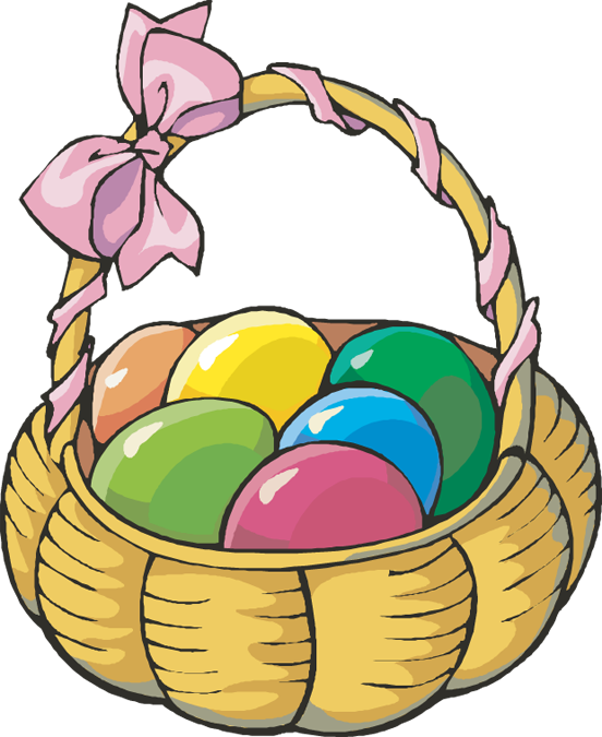 552x675 Easter Clip Art 2018 Dr. Odd