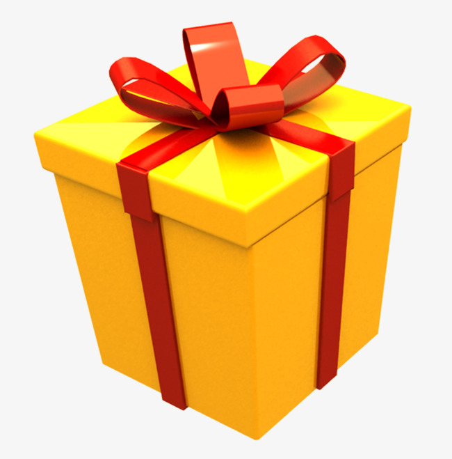 650x659 Yellow Gift Box, Solid, Yellow, Gift Box Png Image And Clipart