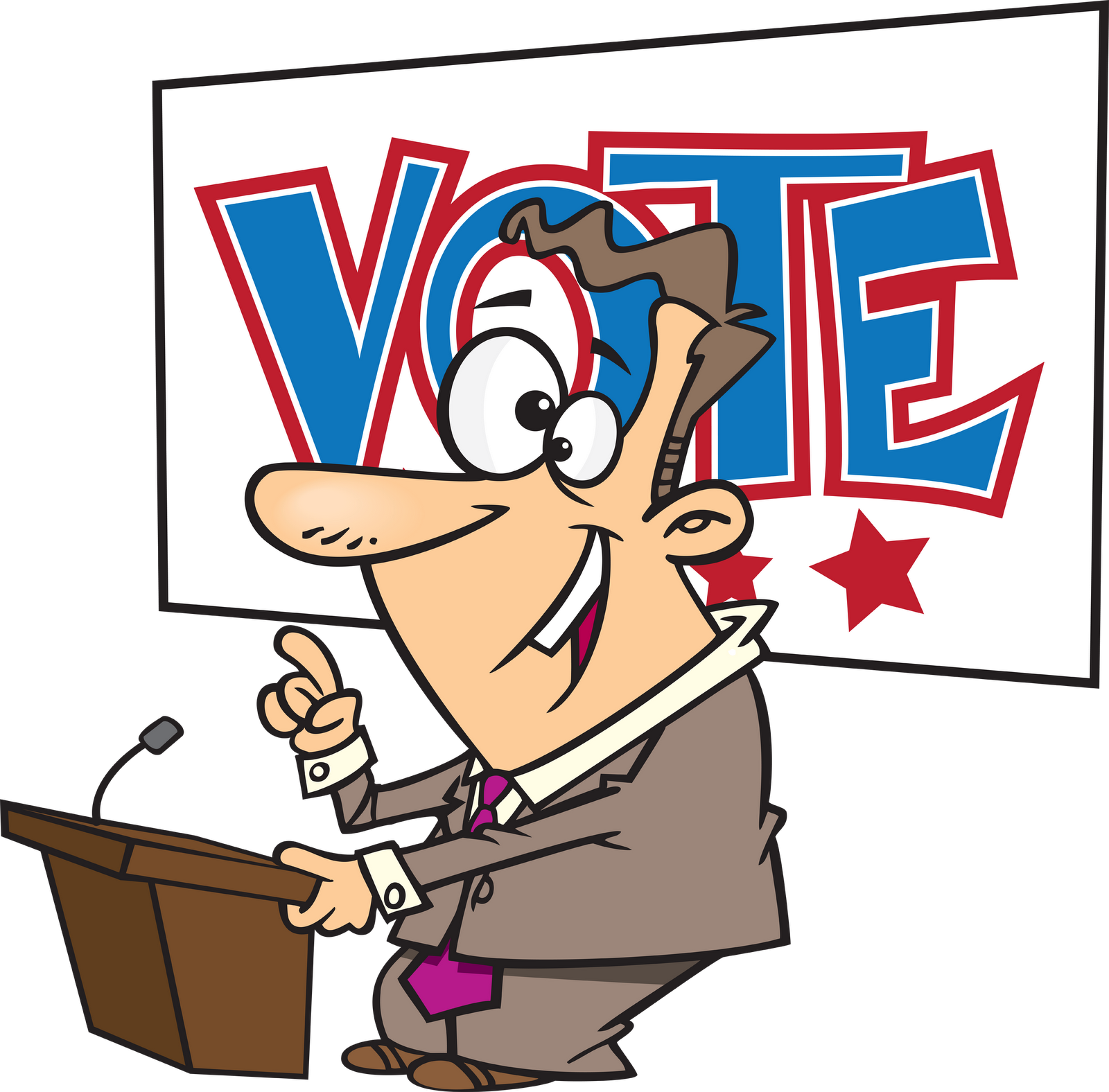 1600x1576 Teacher For President Clipart