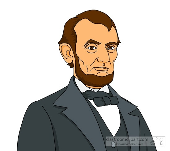 550x489 Abraham Lincoln Clip Art For Kids