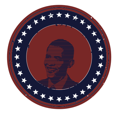 400x400 Barack Obama Clipart Free Svg Vector Gallery