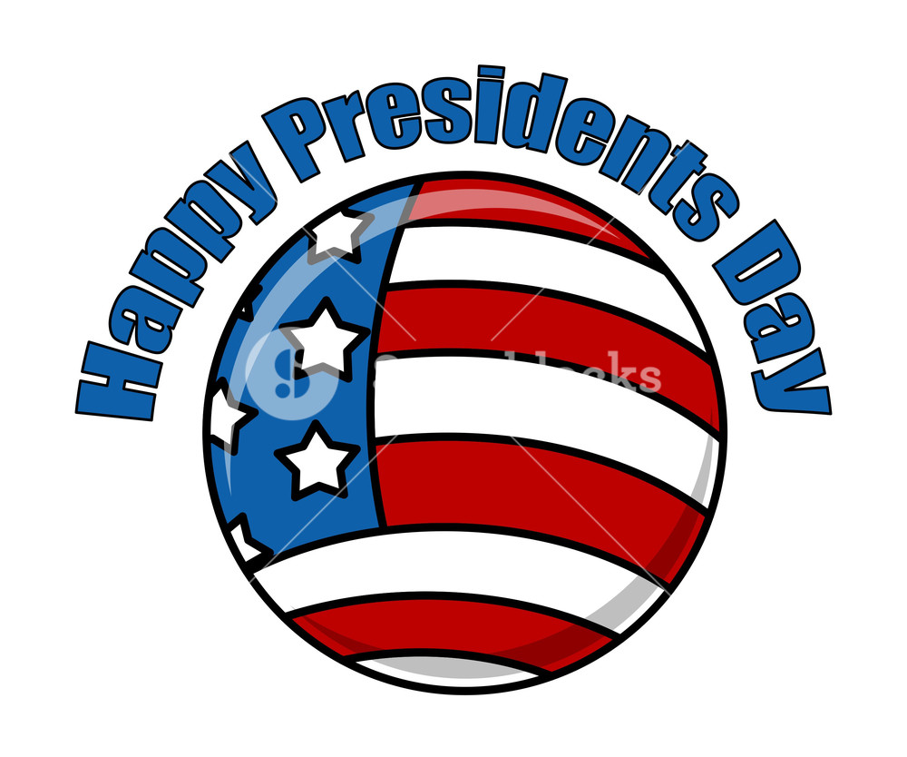 1000x834 Happy Presidents Day Icon Vector Royalty Free Stock Image