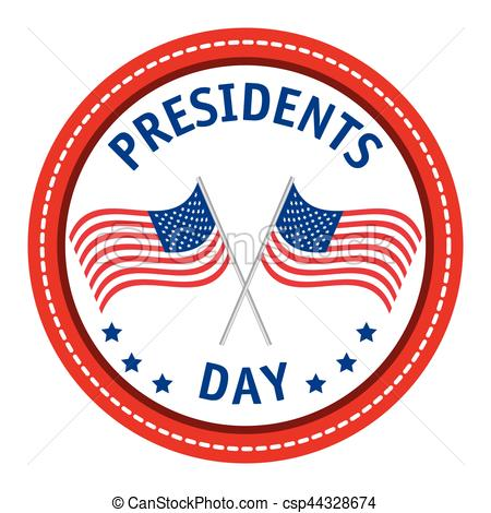 450x470 Happy Presidents Day Poster Vector Illustration Design Vectors