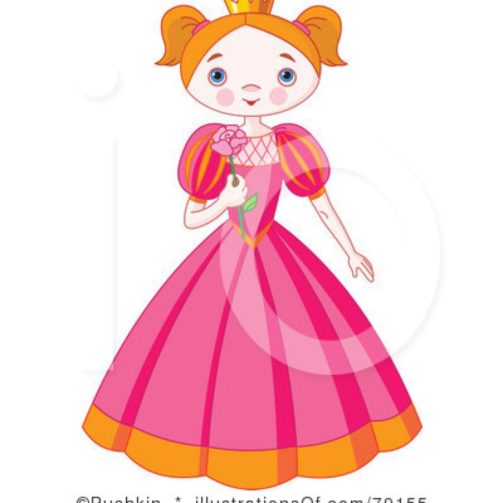 1024x1024 Free Clipart Of Princesses