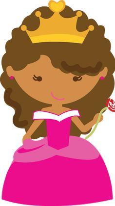 236x420 Free Pretty Princess Clip Art