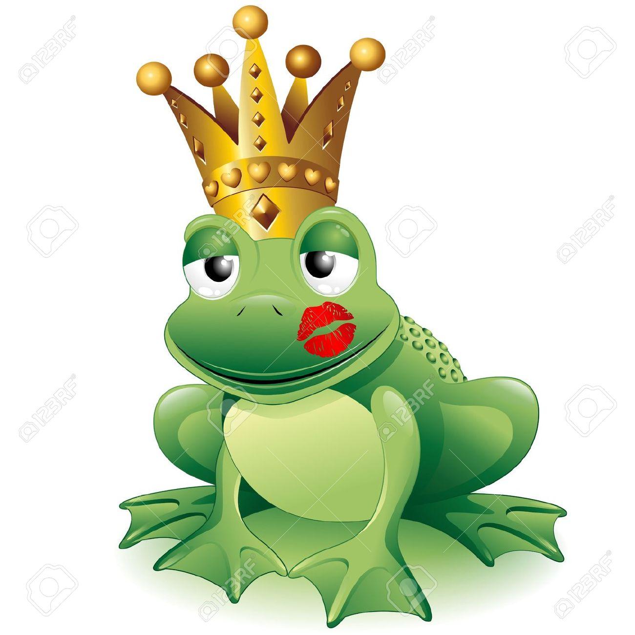 1300x1300 Princess Clipart Frog