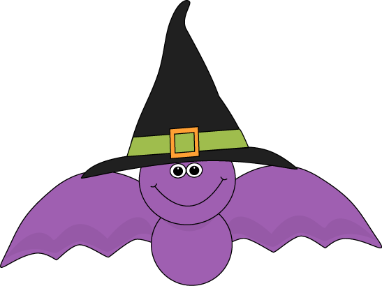 547x410 Cute Witch Hat Clipart