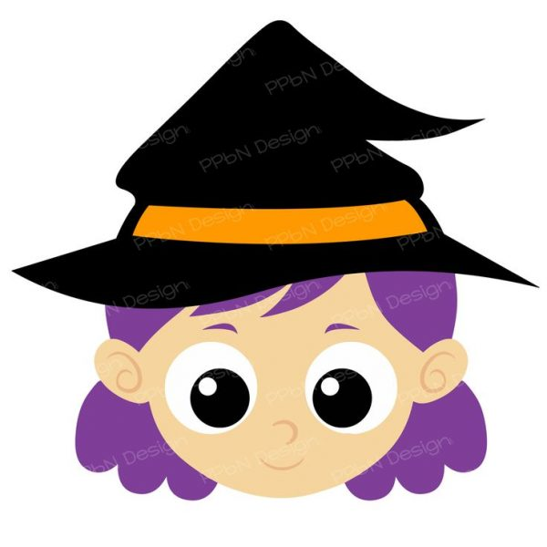 600x600 Cute Halloween Witch Clipart 10 Nice Clip Art