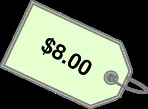299x222 8 Price Clip Art