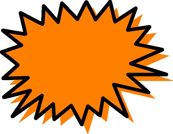 600x465 Price Explosion Clip Art