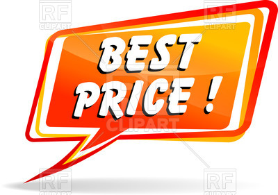 400x281 Speech Bubble With Wording Best Price Royalty Free Vector Clip Art