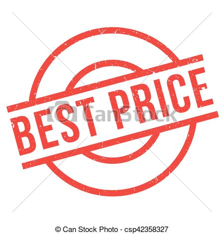 450x470 Best Price Rubber Stamp. Grunge Design With Dust Scratches