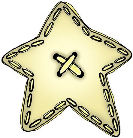 443x457 Country Star Clip Art Clip Art