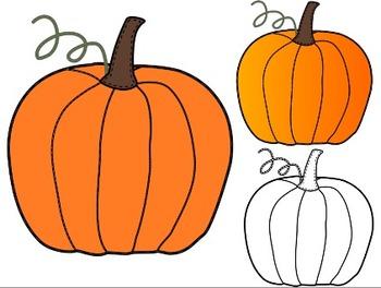 350x264 Cute Pumpkin Clip Art Free Clipart Images 2 3