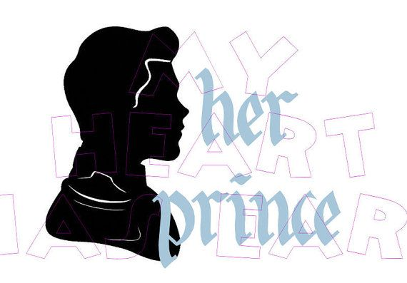 570x397 Printable Prince Charming Her Prince Diy Clip Art By