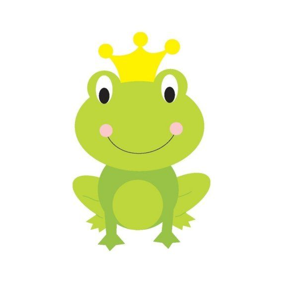 570x570 Frog Prince Clipart Free Download Clip Art