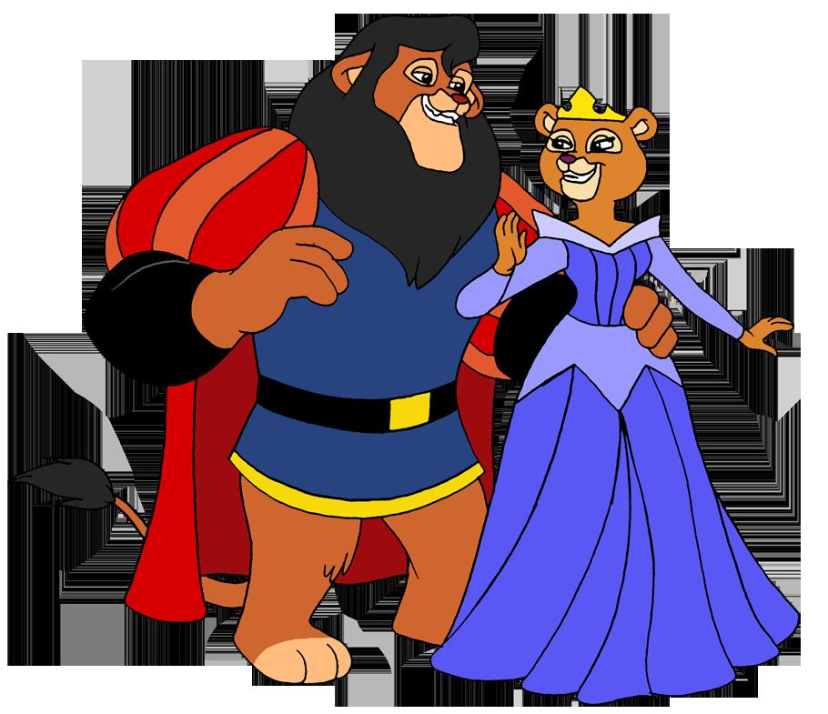 910x785 Xiro (Prince Phillip) And Kairel (Princess Aurora) By