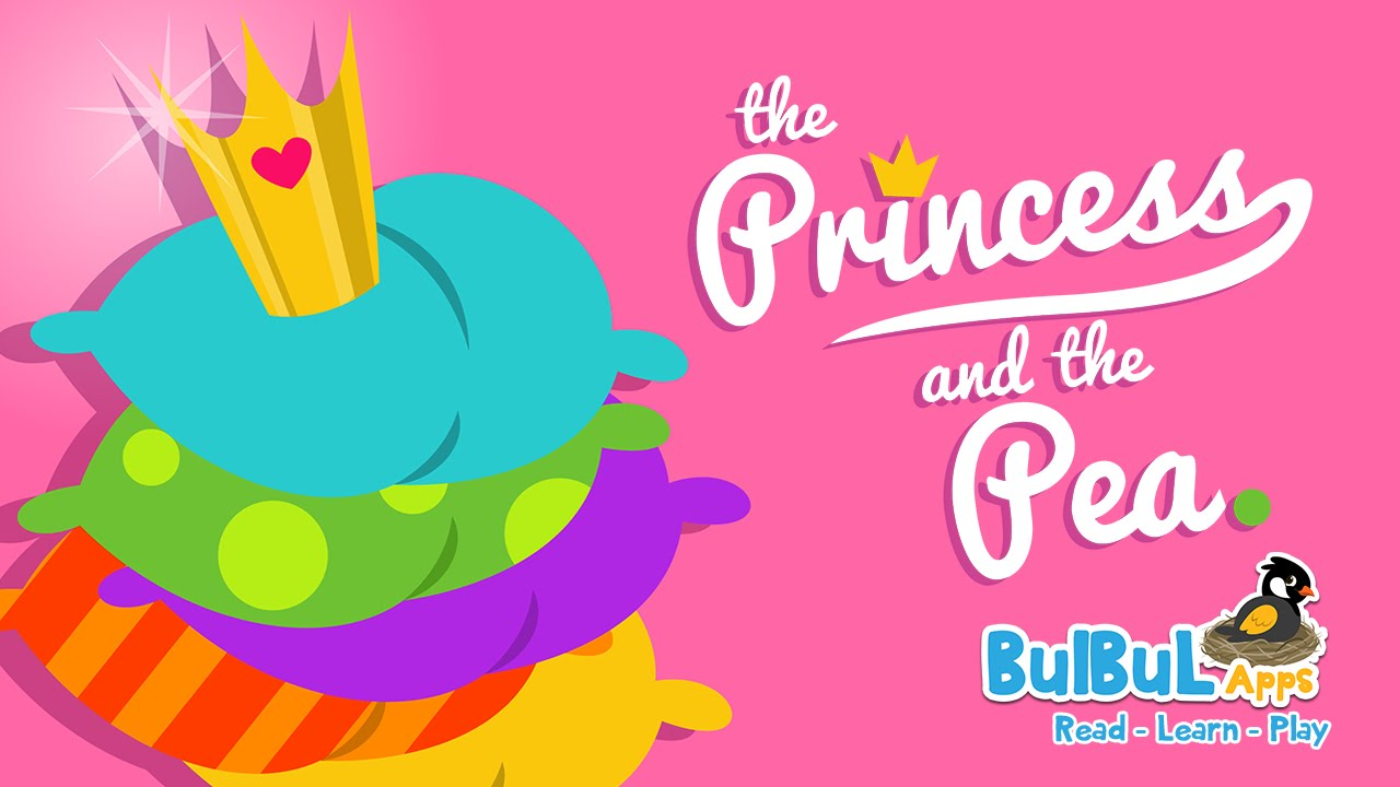 1280x720 The Princess And The Pea Bedtime Stories For Kids Bulbul Apps