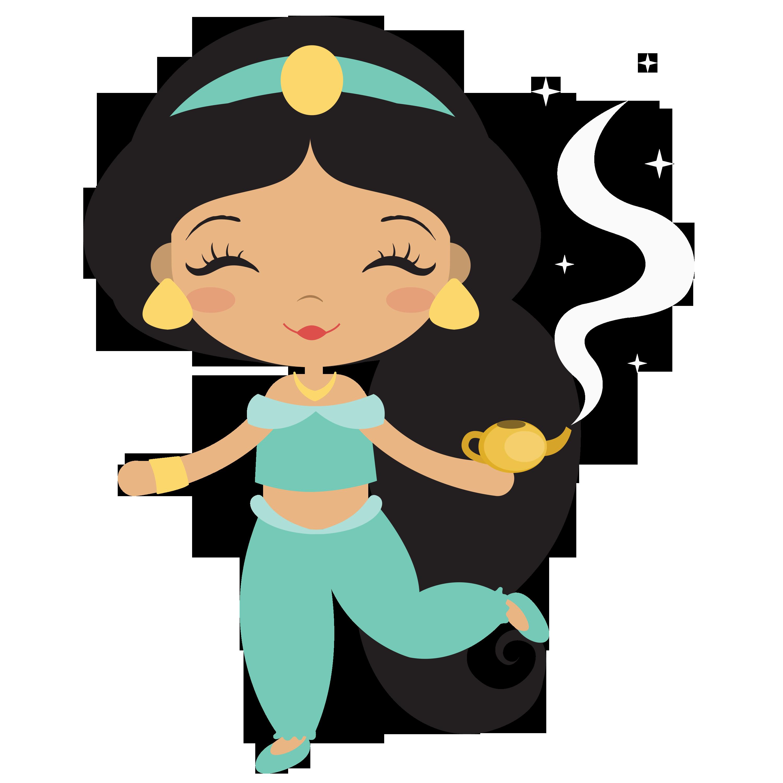 3000x3000 Etiquetas Princesas2 Jasmine, Clip Art And Princess