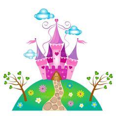 236x236 Fairytale Castle Clipart Clipart Panda