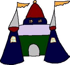 279x259 Free Medieval Castle Clipart