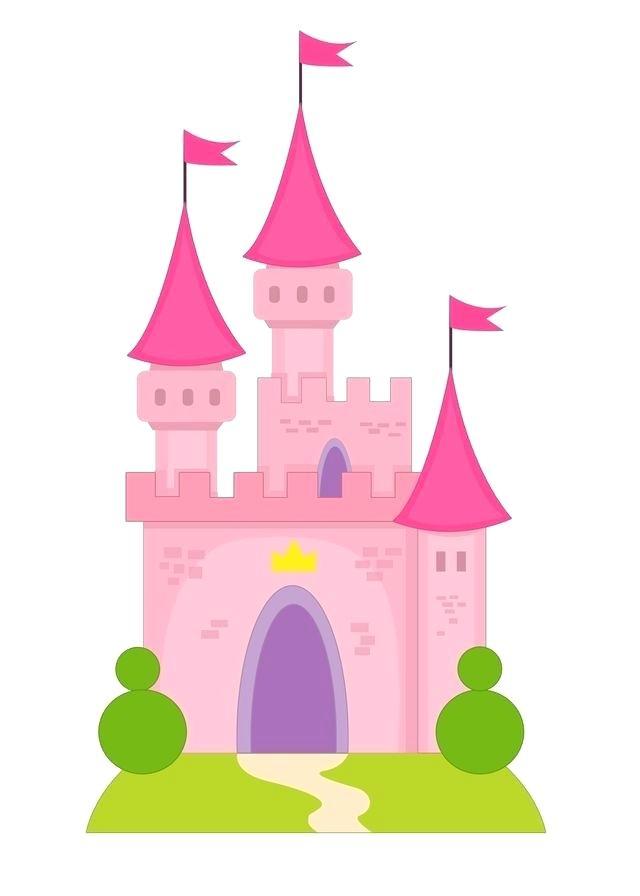 640x896 Princess Castle Clip Art Pretty Princess Digital Clip Art En