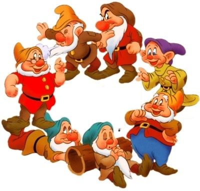 400x383 Photo Of The Seven Dwarfs For Fans Of Snow White And The Seven