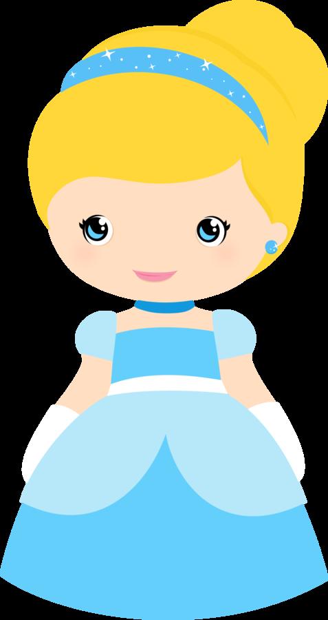 477x900 Princesas Disney Cutes