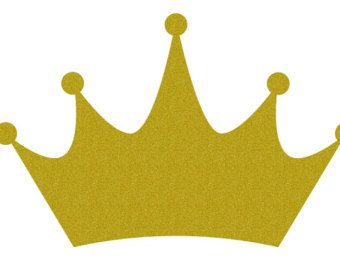 340x270 Gold Princess Crown Clipart