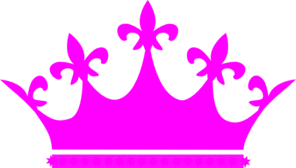296x168 Pink Crown Clipart Free Images