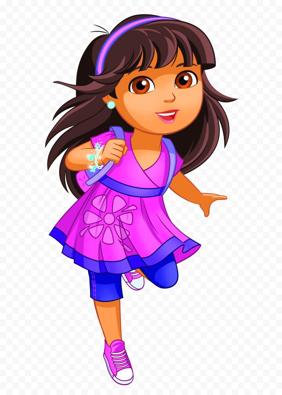 900x1260 Dora The Explorer Clip Art