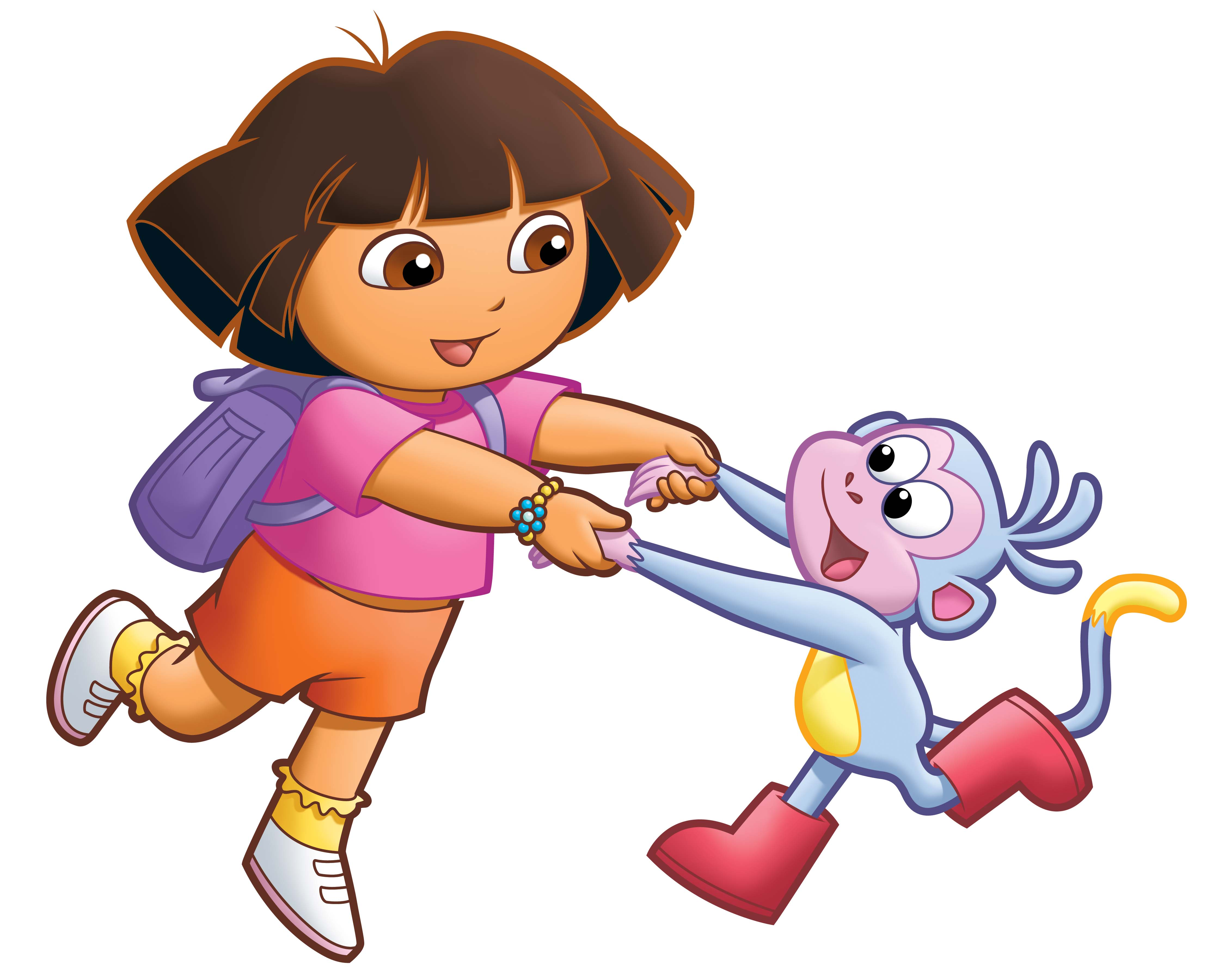 Free Dora Clipart - Awesome Graphic Library •