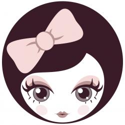 250x250 Pink Princess Clipart Fairytale Clip Design Bundles