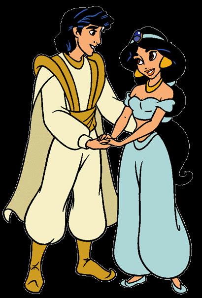 410x606 Princess Jasmine Clipart Cartoon