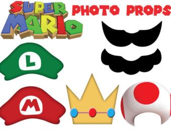 340x270 Princess Mario Cliparts