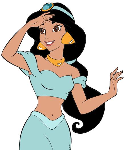 438x523 Jasmine Clip Art Disney Clip Art Galore