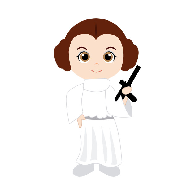 630x630 Little Leia