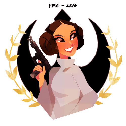 500x500 Fan Tributes Pour In For Carrie Fisher