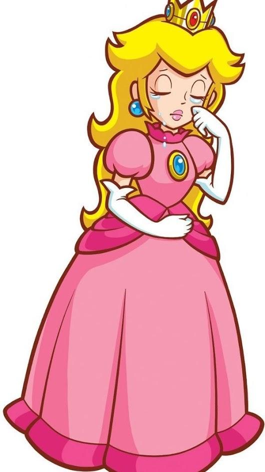 530x942 Princess Peach