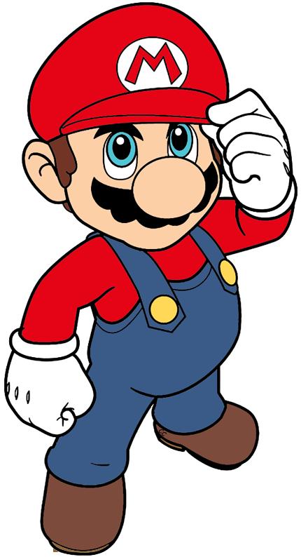 430x794 Super Mario Bros Clip Art Cartoon Clip Art