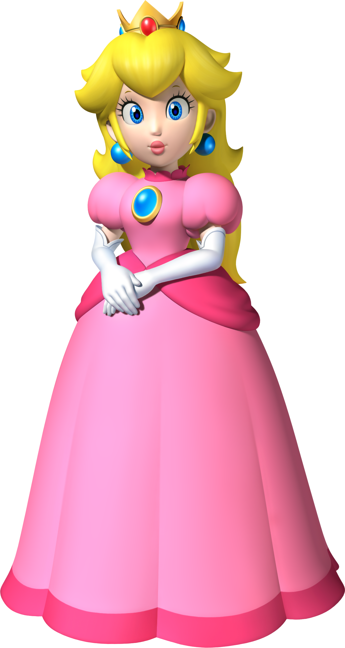 1365x2561 Princess Peach